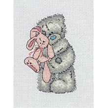 Buy Anchor Advanced Tatty Teddy Cross Stitch Kit Online at johnlewis.com