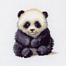 Buy Anchor Panda Advanced Cross Stitch Kit Online at johnlewis.com