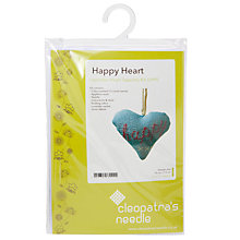 Buy Cleopatra's Needle Happy Heart Tapestry Kit Online at johnlewis.com