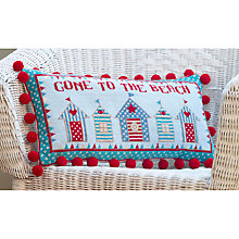 Buy The Historical Sampler Company Gone to the Beach Tapestry Kit Online at johnlewis.com