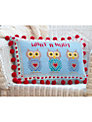 The Historical Sampler Company What a Hoot Tapestry Kit