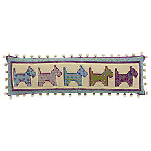 Buy The Historical Sampler Company Doggy Draught Excluder Tapestry Kit Online at johnlewis.com