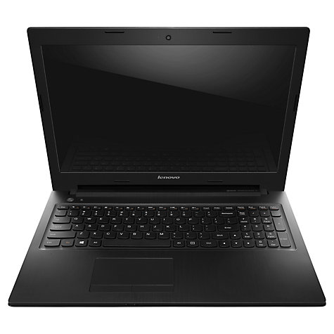 "Buy Lenovo G505s Laptop, AMD A10, 8GB RAM, 1TB, 15.6"", Black Online at johnlewis.com"