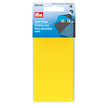 Buy Prym Nylon Patches, 10x18cm, Yellow Online at johnlewis.com