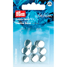 Buy Prym Iron-on Creative Decoration, 10mm, Round Online at johnlewis.com