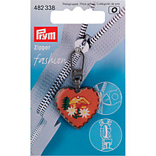 Buy Prym Zip Puller, Alps Heart Online at johnlewis.com
