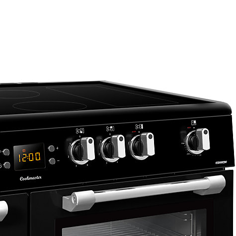 Buy Leisure Ck100c210 Cookmaster Electric Range Cooker