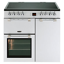 Buy Leisure CK90C230 Cookmaster Electric Range Cooker Online at johnlewis.com