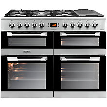 Buy Leisure CS100F520 Cuisinemaster Dual Fuel Range Cooker Online at johnlewis.com