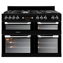 Buy Leisure CS110F722 Cuisinemaster Dual Fuel Range Cooker Online at johnlewis.com