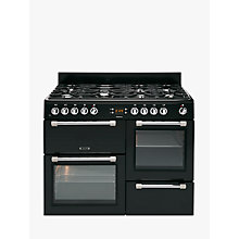Buy Leisure CK110F232 Cookmaster Dual Fuel Range Cooker Online at johnlewis.com