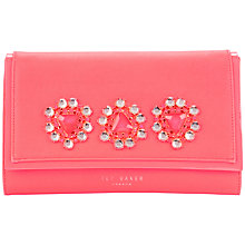 Buy Ted Baker Gemirr Oversize Clutch Handbag Online at johnlewis.com