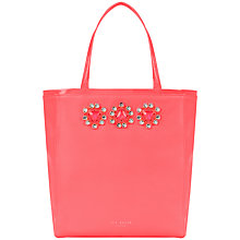 Buy Ted Baker Gemmina Shopper Handbag Online at johnlewis.com