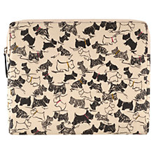 Buy Radley Doodle Dog iPad Cover, Ivory Online at johnlewis.com