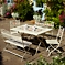 Leisuregrow Claremont Dining Table with Chairs and Benches