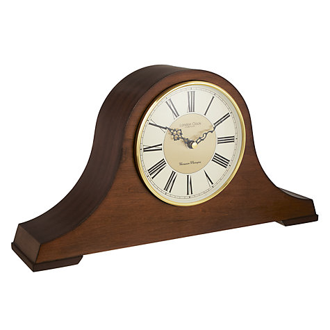 Buy London Clock Napoleon Mantel Clock Online at johnlewis.com