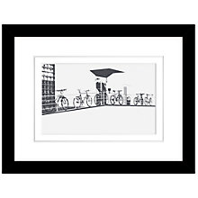 Buy Jack Al-Samarraie Design Museum Framed Print,  34 x 44cm Online at johnlewis.com