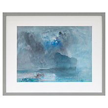 Buy Joseph Mallord William Turner - On Lake Lucerne Framed Print, 40.6 x 49.9cm Online at johnlewis.com