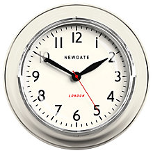 Buy Newgate Cookhouse Kettle Wall Clock Online at johnlewis.com