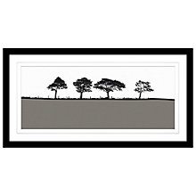 Buy Jacky Al-Samarraie - Harrogate Framed Print, 44 x 84cm Online at johnlewis.com