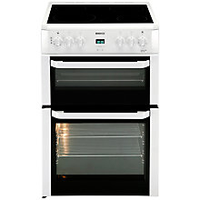 Buy Beko BDVC664 Electric Cooker Online at johnlewis.com