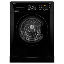 Buy Beko WMB61631B Washing Machine, 6kg Load, A+ Energy Rating, 1600rpm Spin, Black Online at johnlewis.com