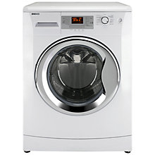 Buy Beko WMB91242LC Washing Machine, 9kg Load, A++ Energy Rating, 1200rpm Spin, White Online at johnlewis.com