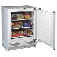 Buy Beko BZ31 Integrated Freezer, A+ Energy Rating, 60cm Wide Online at johnlewis.com