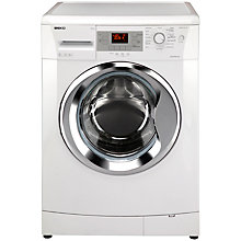 Buy Beko WMB91442LW Washing Machine, 9kg Load, A++ Energy Rating, 1400rpm Spin, White Online at johnlewis.com