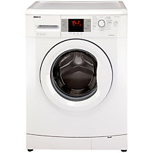 Buy Beko WMB71642W Freestanding Washing Machine, 7kg Load, A++ Energy Rating, 1600rpm Spin, White Online at johnlewis.com