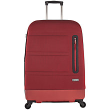 Buy Antler Hydra 4-Wheel 74cm Large Hybrid Suitcase Online at johnlewis.com