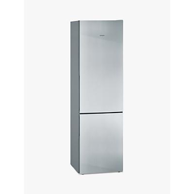 Siemens KG39VVI31G Freestanding Fridge Freezer, A++ Energy Rating, 60cm Wide, Stainless Steel