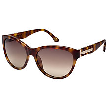 Buy Michael Kors M2885S Olivia Sunglasses, Tortoise Online at johnlewis.com