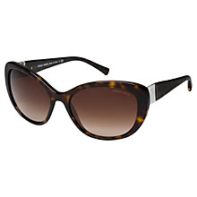 Buy Giorgio Armani 0AR8030H Cat's Eye Sunglasses, Havana Online at johnlewis.com