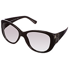 Buy Giorgio Armani Square Lens Sunglasses Online at johnlewis.com