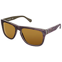 Buy Dolce & Gabanna DG4222 Square Frame Sunglasses Online at johnlewis.com