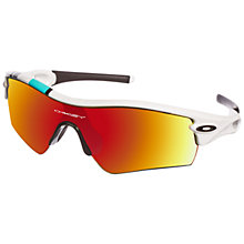 Buy Oakley 009051 Radar Path Sunglasses Online at johnlewis.com