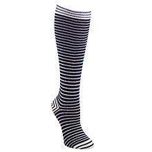 Buy John Lewis Nautical Stripe Socks Online at johnlewis.com