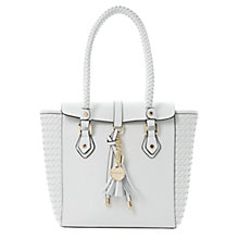 Buy Dune Deavey Woven Side Detail Tote Bag Online at johnlewis.com