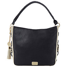 Buy Dune Dobo Shoulder Handbag, Blue Online at johnlewis.com