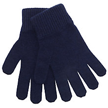 Buy John Lewis Made in Italy Cashmere Gloves, One Size Online at johnlewis.com