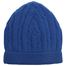 Buy John Lewis Made in Italy Cashmere Beanie, One Size Online at johnlewis.com
