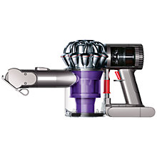 Buy Dyson V6 Trigger Pro Handheld Vacuum Cleaner Online at johnlewis.com
