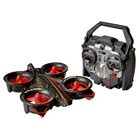 Buy Air Hogs Remote Control Helix X4 Stunt Helicopter Online at johnlewis.com