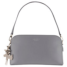 Buy Radley Aldgate Leather Small Clutch Bag Online at johnlewis.com