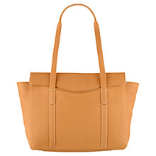 Buy Radley Hinton Large Ziptop Leather Tote Bag Online at johnlewis.com
