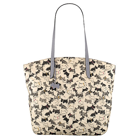Buy Radley Doodle Dog Large Zipped Tote Bag Online at johnlewis.com