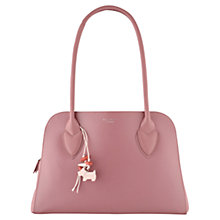 Buy Radley Aldgate Medium Leather Zip Tote Handbag Online at johnlewis.com
