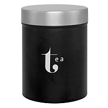 Buy John Lewis Barista Tea Canister Online at johnlewis.com