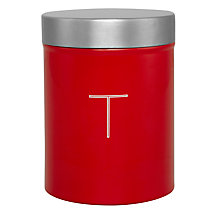 Buy House by John Lewis Tea Canister Online at johnlewis.com